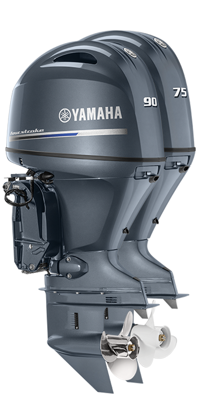 F90 F75 Specialty Page Yamaha Outboards Outboard Tilt And Trim Gauge Wiring Diagram Inshore Rock Stars