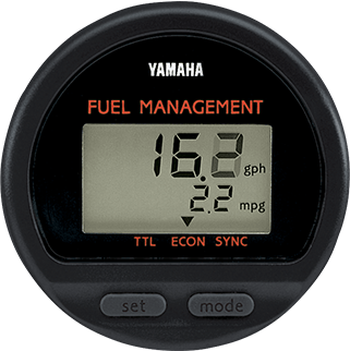 6Y5 Fuel Management Meter - Mechanical Rigs