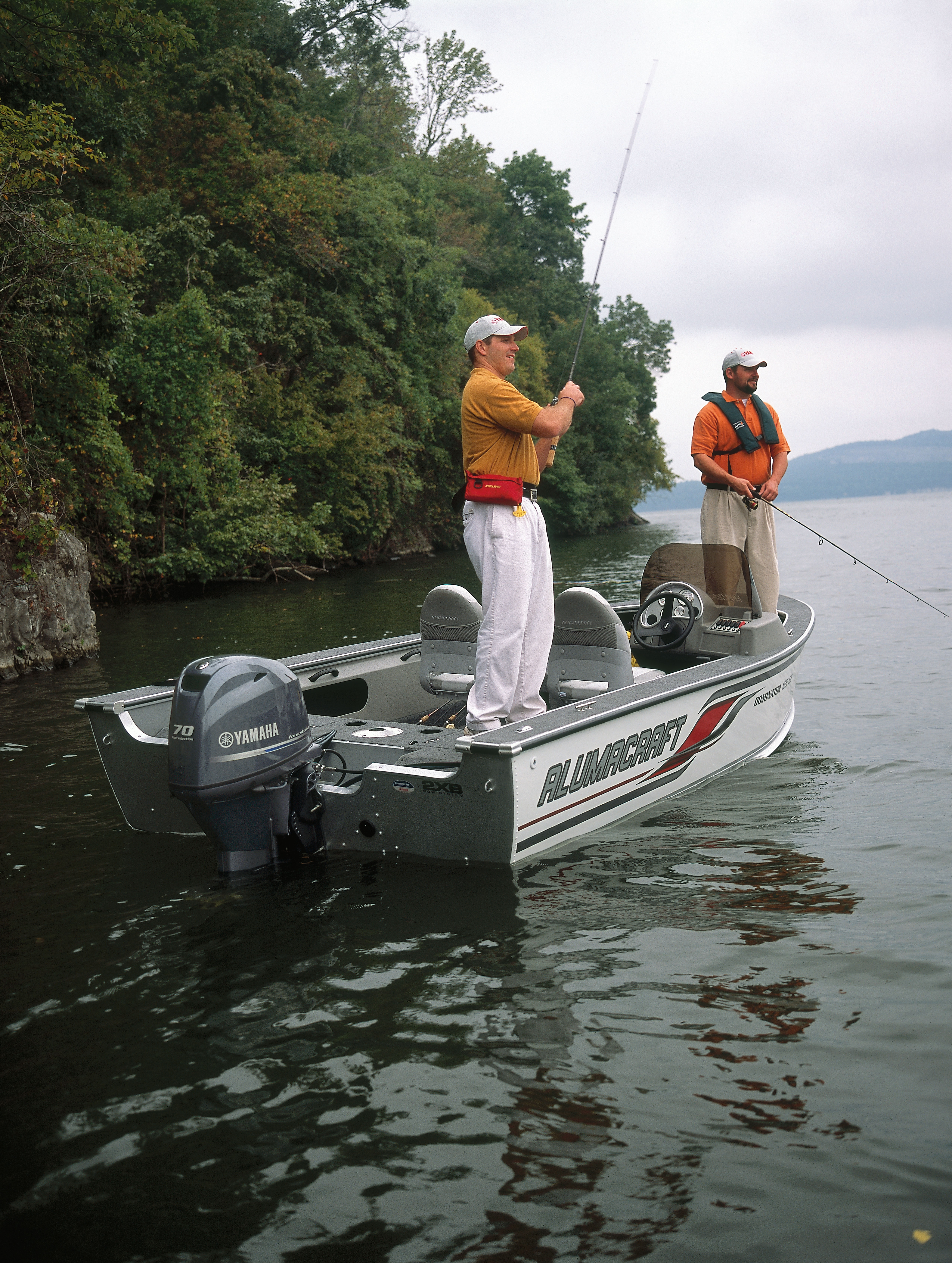Outboards, 70 to 50 hp 1L Midrange | Yamaha Outboards