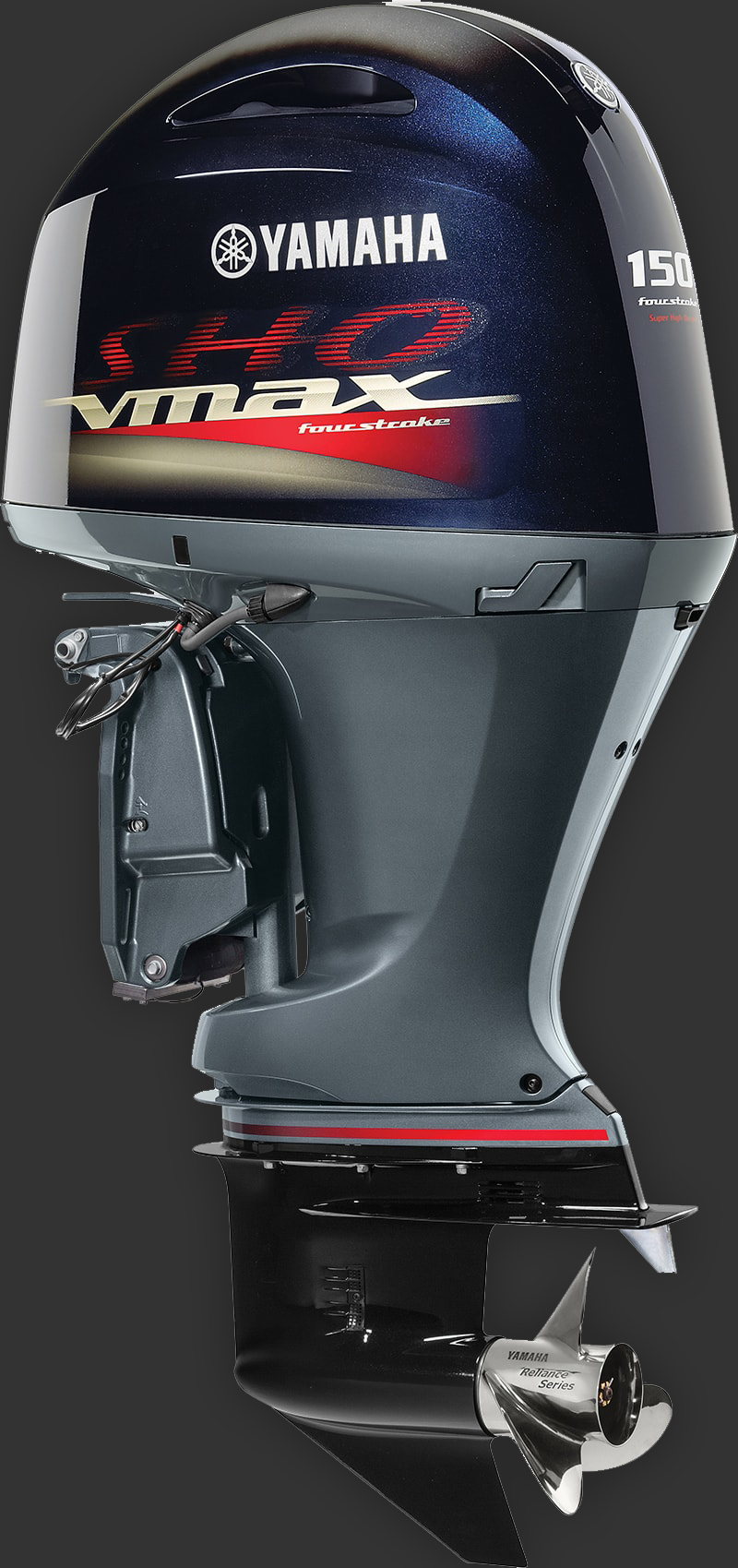 V Max In Line 4 Yamaha Outboards 150 Outboard Wiring Vmaxi4 20
