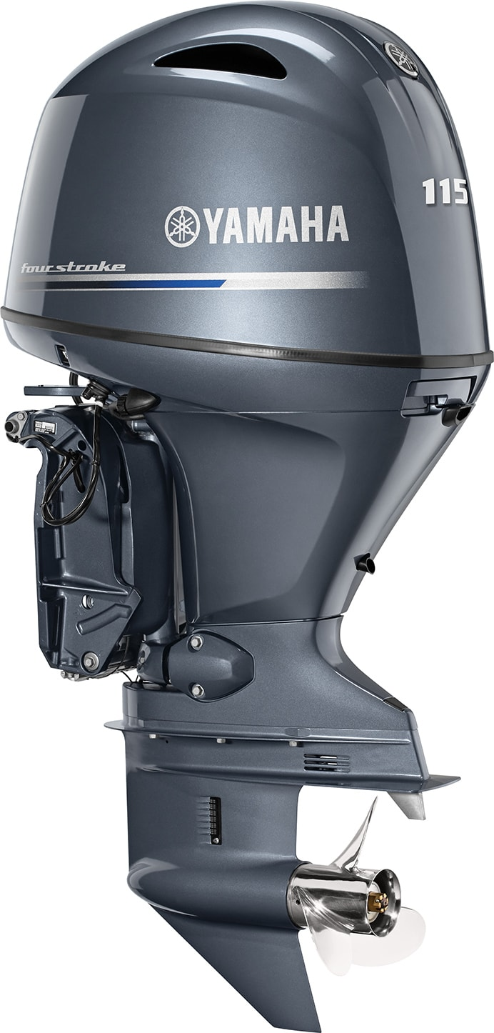 Outboards, 115 to 75 hp 1 8L I-4 | Yamaha Outboards