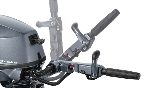 Boat Rigging Controls Yamaha Outboards