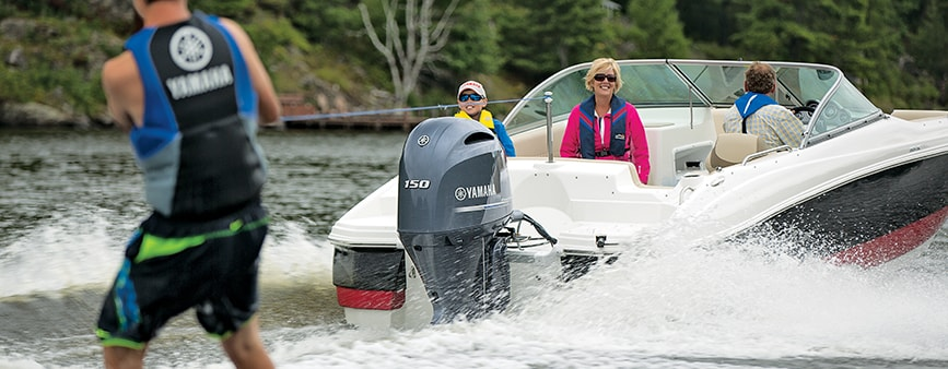 Outboards, 200 to 150 hp 2 8L I-4   Yamaha Outboards