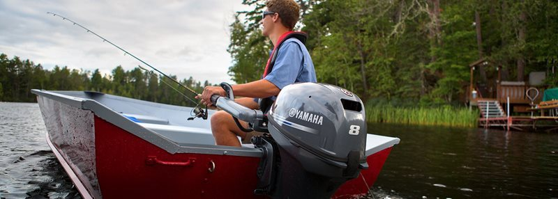 Outboards, 9 9 and 8 hp Portable | Yamaha Outboards