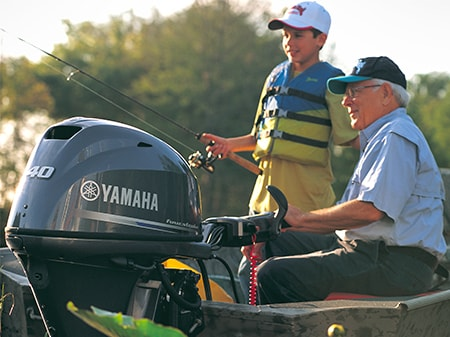 Outboards, 40 to 30 hp Midrange   Yamaha Outboards