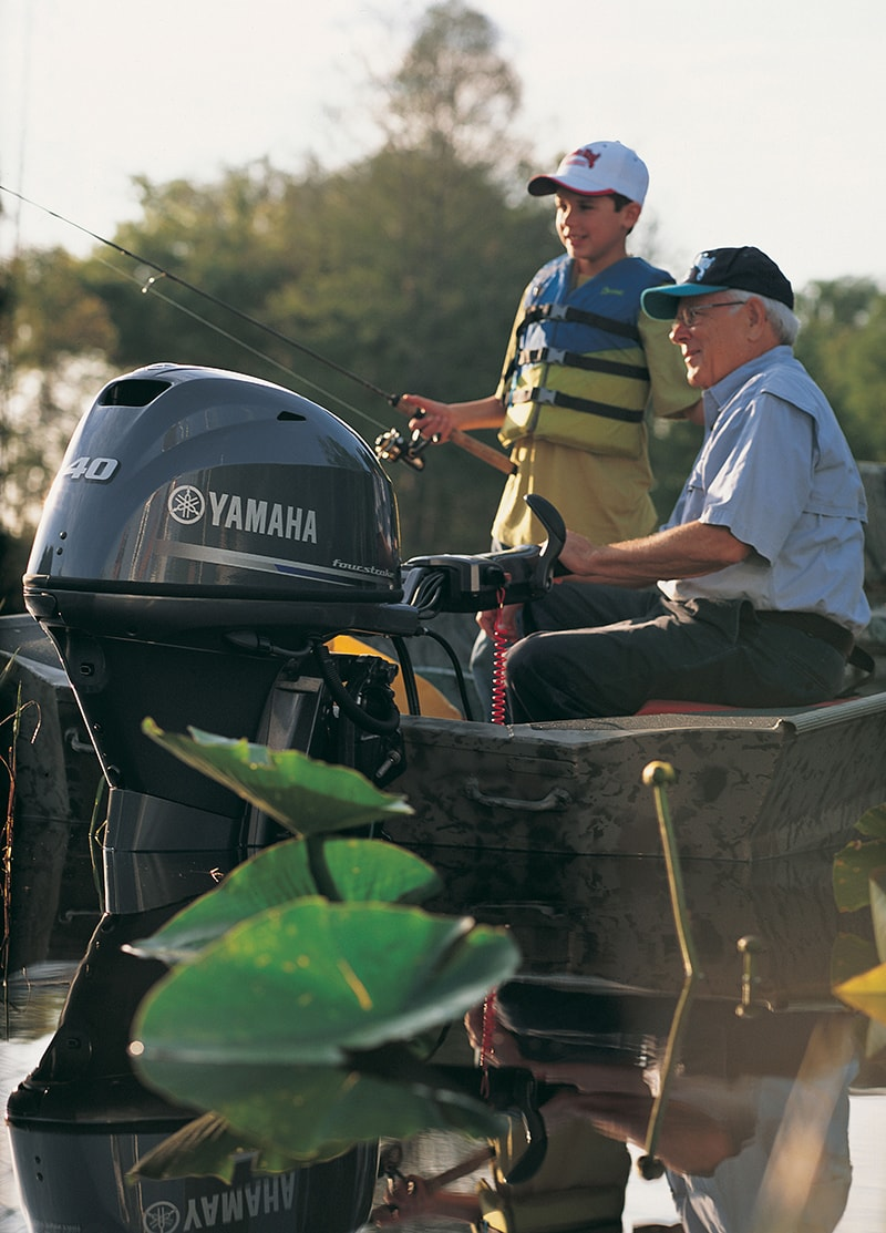 Outboards, 40 to 30 hp Midrange | Yamaha Outboards