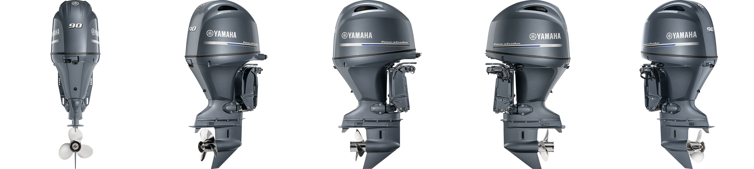 Outboards 115 To 75 Hp 18l I 4 Yamaha F90 Wiring Diagram And Is Measured Without Motor Oil Gearcase Propeller Except Models 25 Under Which Include A Standard