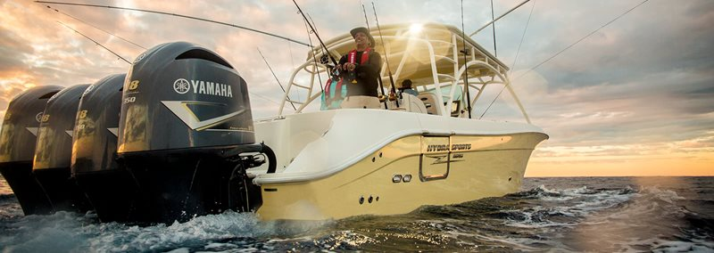 Boat Rigging, Controls | Yamaha Outboards