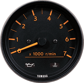 Pro Series Tachometer for 2-Stroke Engines