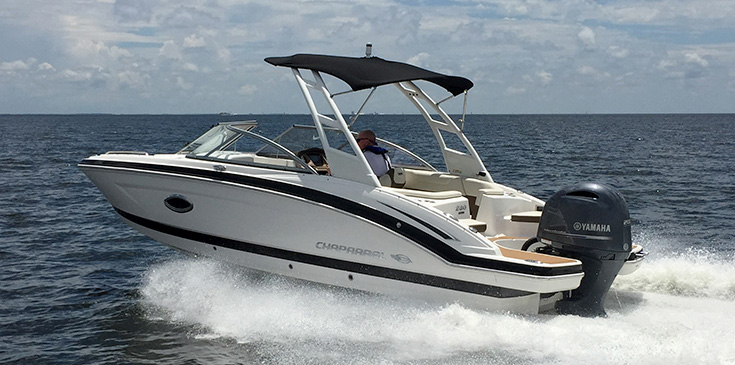 Chaparral® 230 SunCoast