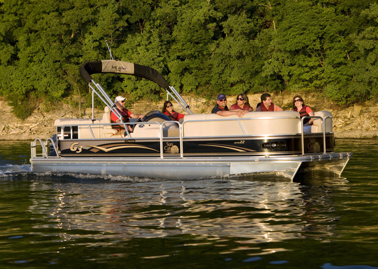 G3 Boats® Elite 322 Cruise®