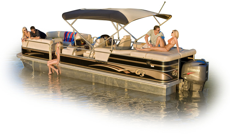 G3 Boats® Elite 326 DC®
