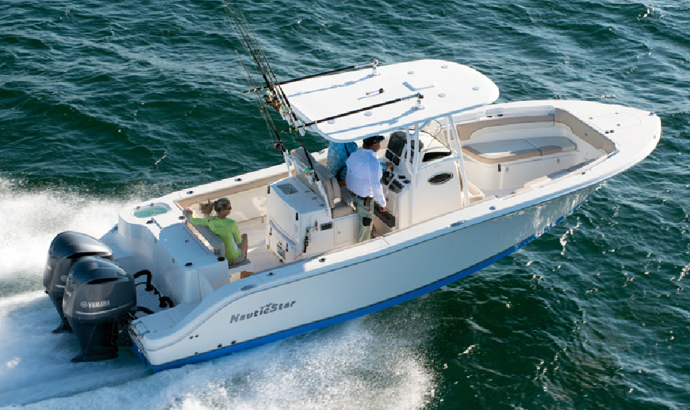 38 - Nautic Star® 28XS