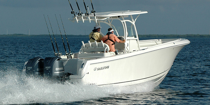 Sailfish® 290 CC