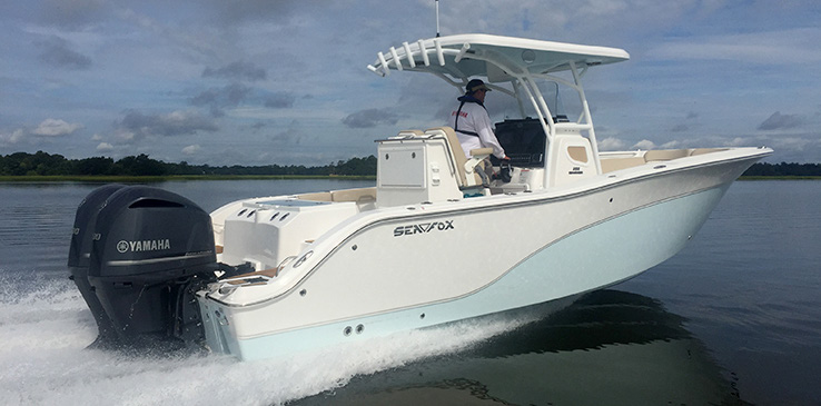 Sea Fox® 288 Commander