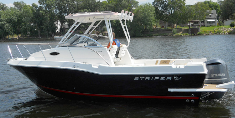 Striper® 220 Walkaround OB