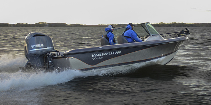 Warrior® V203 Dual Console Eagle