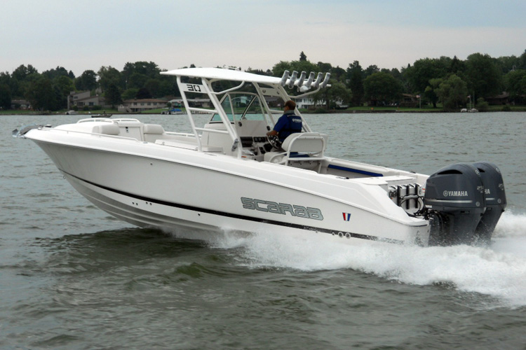 Wellcraft® Scarab 30 Sport®