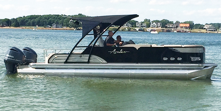 Avalon® Ambassador 2785 RL Twin