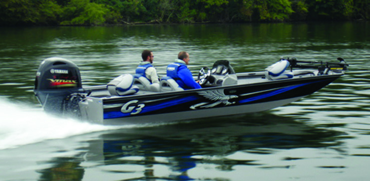 G3 Boats® Eagle Talon 19 DLX