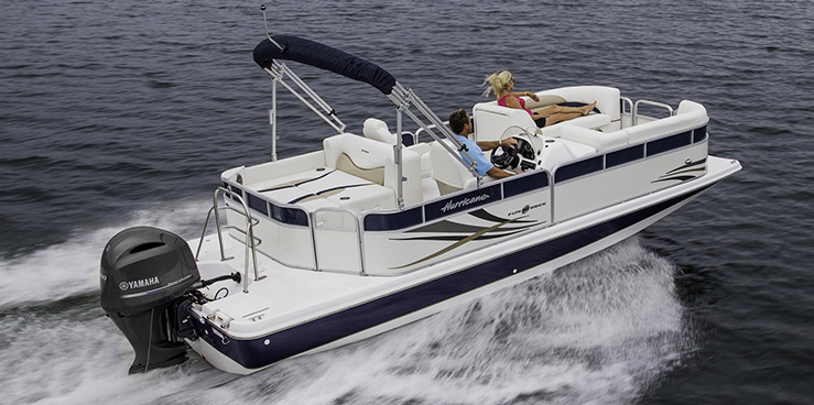 Hurricane® FunDeck 236 DL