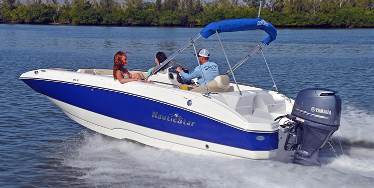 Nautic Star® 193 SC