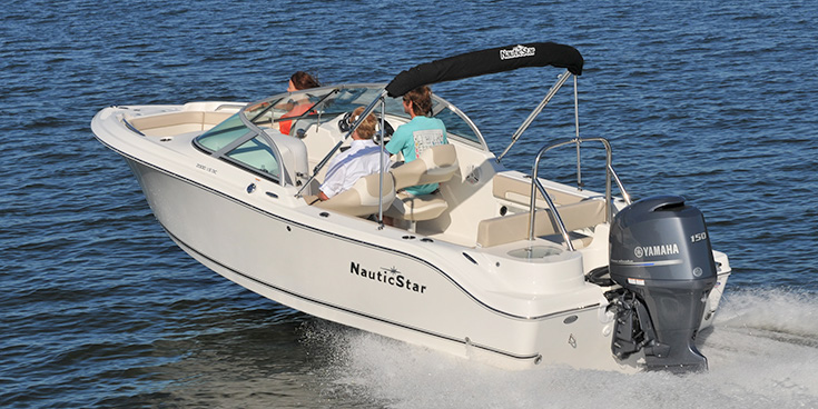 Nautic Star® 2000 XSDC