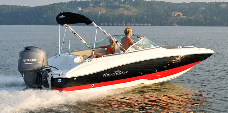 Nautic Star® 203 DC