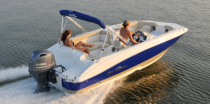 Nautic Star® 203 SC