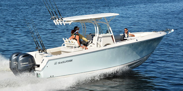 Sailfish® 270 CC