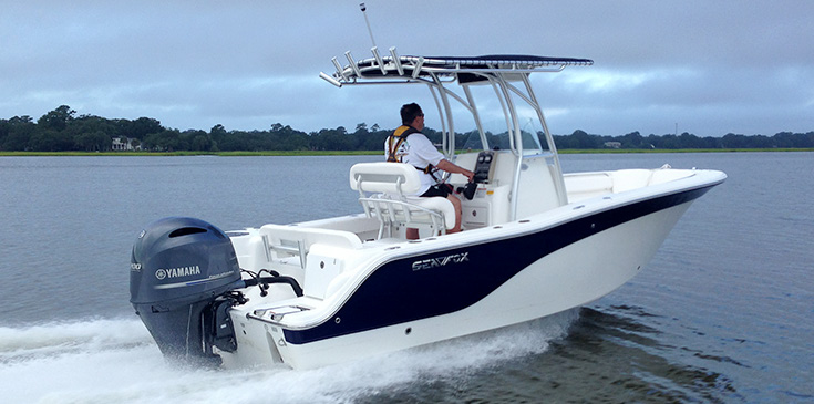 Sea Fox® 226 Commander