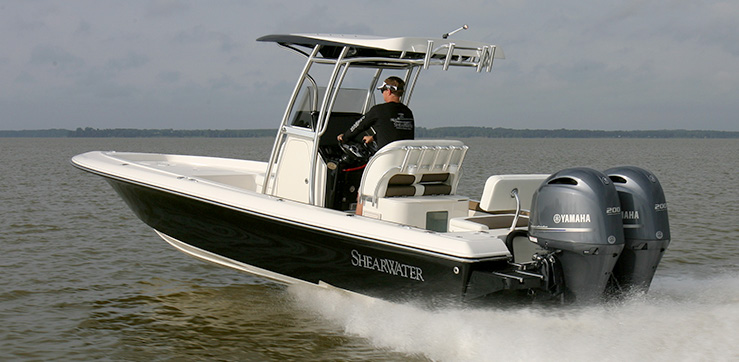 Shearwater® 26 Carolina
