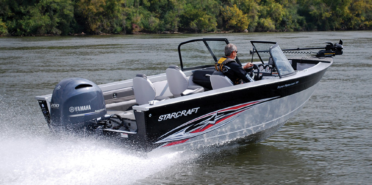 Starcraft® 186 Superfisherman