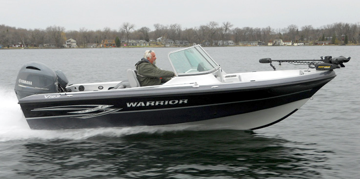 Warrior® V193 Dual Console Eagle