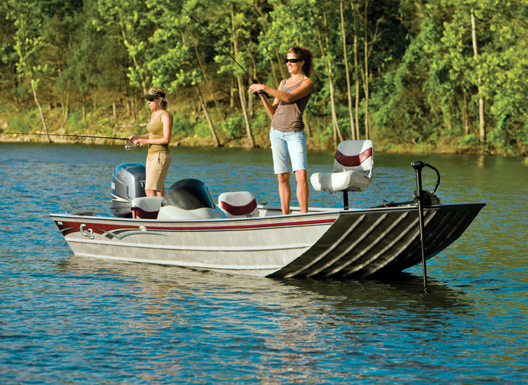 G3 Boats® 1966 SC Deluxe®