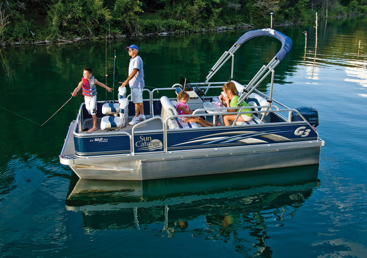 G3 Boats® LV 168 Fish & Cruise®