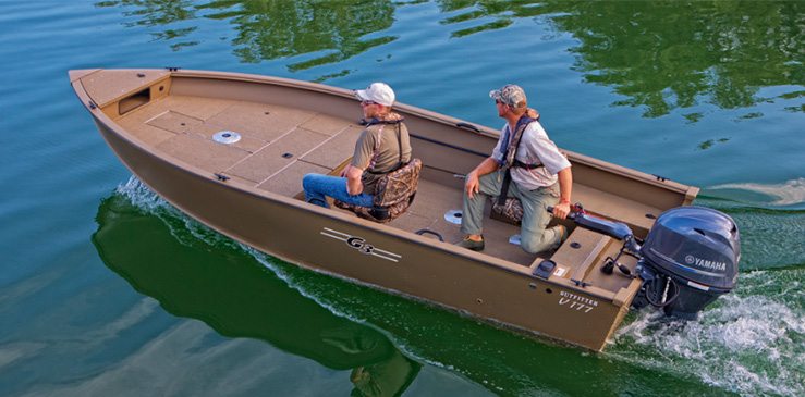 G3 Boats® Outfitter V177 T