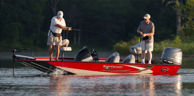 G3 Boats® Sportsman 17