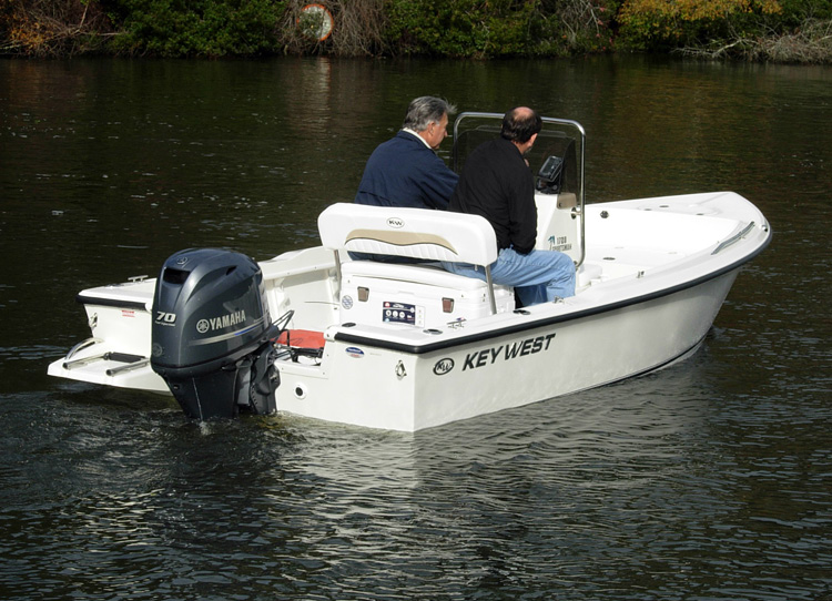 Key West® 1720 Sportsman®