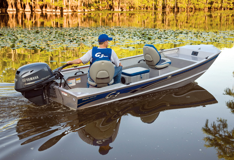 G3 Boats® Eagle 155 PF®
