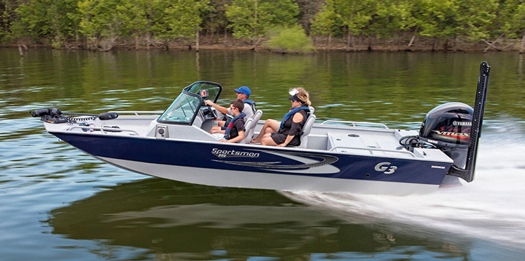 G3 Boats® Sportsman 200
