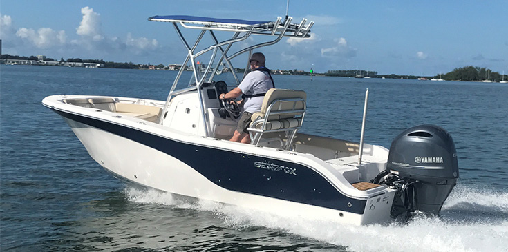 Sea Fox® 206 Commander