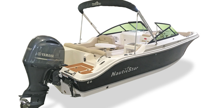 Nautic Star 2302 LDC