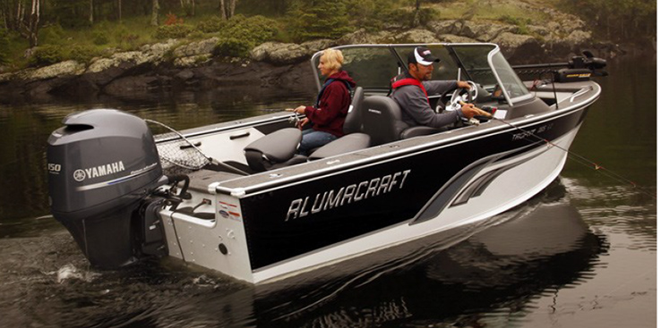 219 - Alumacraft Trophy 185 Limited