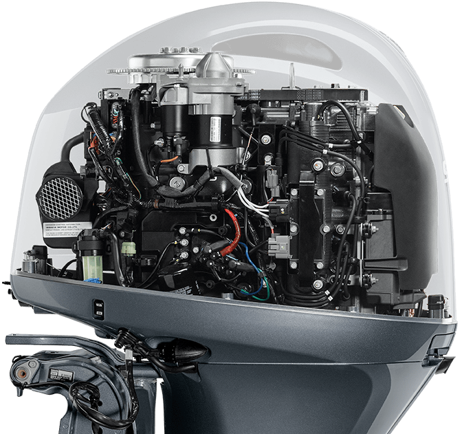 115-75 HP 1.8L I-4 Outboard Motors | Yamaha Outboards on