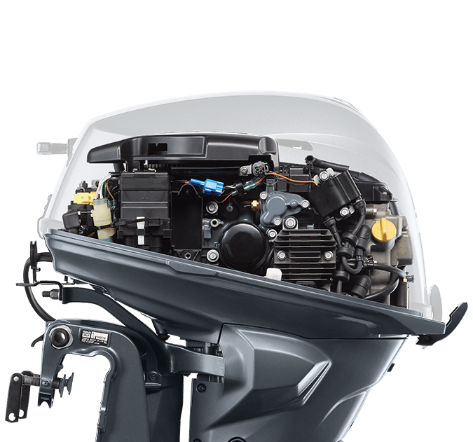 Outboards 25 to 15 hp portable yamaha outboards for Yamaha outboard parts house