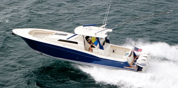 Sea Force 41.5 Sport